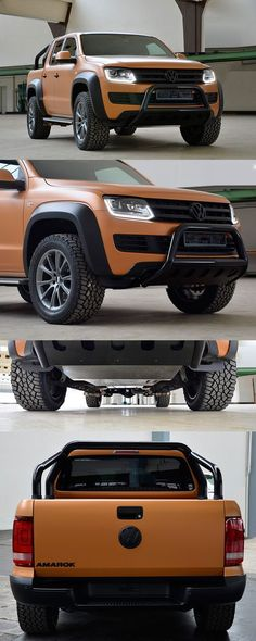MTM will debut the VW Amarok DESERT edition, with a TDi engine developing  410 hp and 930 Nm of torque 9bb97784ef3