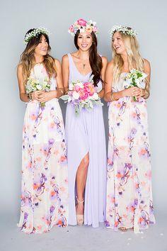 Show Me Your Mumu Bridesmaid Collection