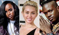 Miley Cyrus blurred the lines between boy and girl, Angel Haze came out as agender and cross-dressing rapper Young Thug challenged stereotypes. In the first of a three-part series on the musical talking points of 2015, a look at how pop stars are refusing to be pinned down