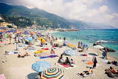 Its hard to beat a beach holiday in Italy. In fact, its hard to beat any kind of holiday in Italy, if you ask me. :)    This image was made in