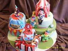 Magic Cakes Boutique: Carnival Cake