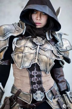 I am a WARRIOR suited with The Armor of GOD.