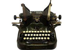 Oliver Typewriter on OneKingsLane.com