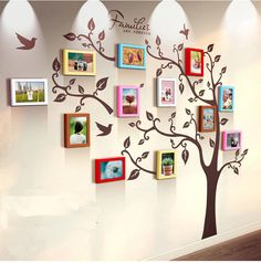 Color indicates the family photo frame color, you chose single color ,or mixed color ,just like Blue&Pink which include blue frames and pink frame,Blue&Pink&White include three color frames, This item
