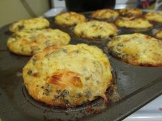 Low Carb Breakfast On the Go: Breakfast Quiche   Redefining Me