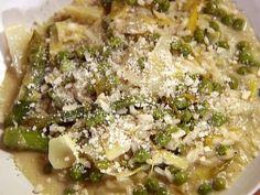 Spring Green Risotto Recipe | Ina Garten | Food Network