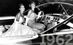 Riva boat with Glamour