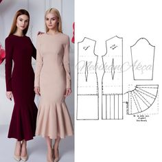 Beginning to Sew Modest Clothing Patterns – Recommendations from the Experts Dress Sewing Patterns, Clothing Patterns, Skirt Patterns, Drape Dress Pattern, Fabric Sewing, Blouse Patterns, Fashion Sewing, Diy Fashion, Sewing Clothes