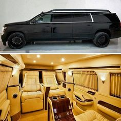 My next car - - Autos 2019 Luxury Van, Top Luxury Cars, Lux Cars, Power Cars, Cadillac Escalade, My Ride, Custom Cars, Concept Cars, Cool Cars