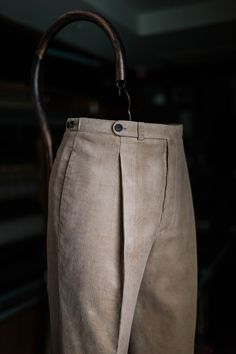 Corduroy trousers by B&TAILOR