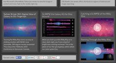GLIMPSE360 : la Galassia della Via Lattea come non l'avete mai vista / Glimpse360 Aladin Viewer