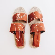 Bow Slides, Gift Of Time, Made Clothing, Together We Can, Sustainable Design, Ethical Fashion, Summer Collection, Espadrilles, Bags