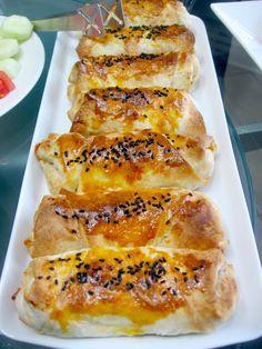My Turkish Kitchen: Borek Borek Recipe, Potato Pasta, Turkish Breakfast, Tandoori Masala, Turkish Kitchen, Eastern Cuisine, Bread And Pastries, French Pastries, Turkish Recipes