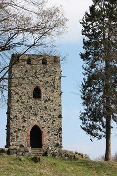 Hemsbach: Waldnerturm (Vierritterturm)