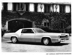 Eldorado… 1967 Cadillac press release photo