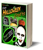Easy Halloween #Crafts Blogger Edition eBook