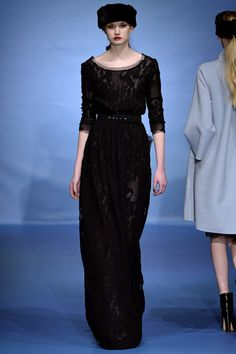 Luisa Beccaria Fall 2013 Ready-to-Wear Collection Slideshow on Style.com