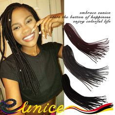 Find More Bulk Hair Information about Fashion Type Wholesale Price Crochet Braids Locs 100% Kanekalon Locs Top Quality Synthetic Fauxlocs Hair Extension,High Quality price of split air conditioner,China price talk Suppliers, Cheap price of kitchen cabinets from Eunice synthetic braiding hair on Aliexpress.com