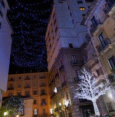 Che magica atmosfera.... http://ift.tt/1MUFMgo #lucidartista #lucidartistasalerno #lucisalerno #love #natale #christmaslights #lucidinatale #streetphotography #christmasdecor #luminarias #streetart #salernocity #salerno #light #travelgram #trip #tourist  #urbanart #lights #instachristmas #instalights #salernolights #salernobynight #christmastime #streetlight #travel #beautiful #instalove #fashion #paesaggisalernitani