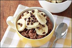 Hungry Girl's Chocolate-Banana Bread Pudding (239)