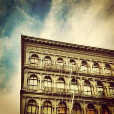 Soho, NYC. From @original21 instagram