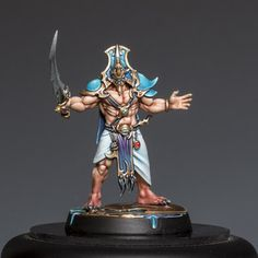 Hobbytime: Warhammer Quest Silver Tower, Part 7: Kairic Acolytes