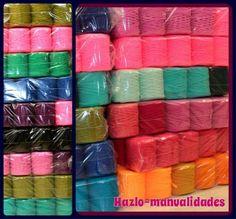 ¡¡¡NOVEDADES!!! Acabamos de recibir nueva gama de colores.