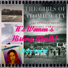 Women's History Month! Books