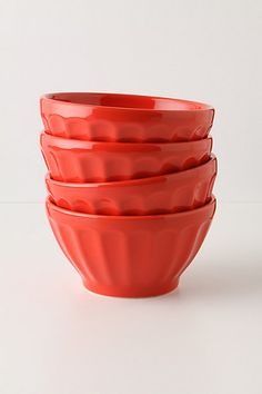 Can't have enough Latte Bowls from #anthropologie