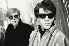 STEPHEN  SHORE  b. 1947  Andy Warhol, Lou Reed, Ne