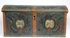 DigitaltMuseum - Kiste - Sirdal, Vest Agder 1813