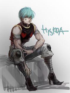 #HxH #Hisoka