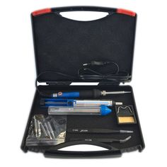 $16.88 (Buy here: https://alitems.com/g/1e8d114494ebda23ff8b16525dc3e8/?i=5&ulp=https%3A%2F%2Fwww.aliexpress.com%2Fitem%2F220V-60W-Adjustable-Temperature-Electric-Iron-Welding-Soldering-Iron-Solder-Rework-Repair-Tool-Kit-EU-Plug%2F32704705831.html ) 220V 60W Adjustable Temperature Electric Iron Welding Soldering Iron Solder Rework Repair Tool Kit---EU Plug for just $16.88