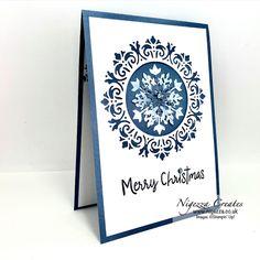 Christmas In July! Snowflake Car