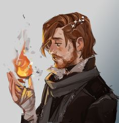 GALLERY: Critical Role Fan Art – Frame of Mind | Art by Lesly Oh (lesly-oh.tumblr.com, lesly.oh on Instagram)