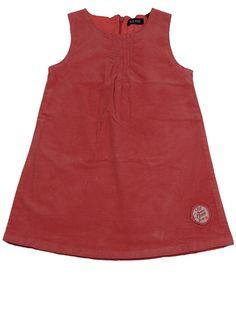 Kleid Trägerkleid Cordkleid rosa Gr. 92-128 NEU Mädchen BLUE SEVEN Baumwollmix
