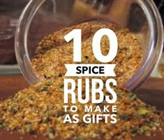 10 Delicious Homemade Spice Blends to Spice Up Your Christmas Gift Giving  by Kalyn Denny