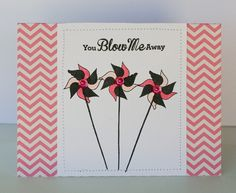 This card blows me away!   Love this card created by @Kimberly Kesti using the Stuck on You set!