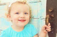 2 year old girl ©American Sweetheart Photography 2012