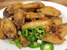 Salt and Pepper Chicken Recipe |Chinese Food Recipes 中餐食谱