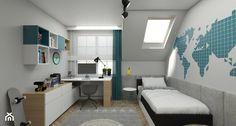 Boy Room, Kids Room, Teenage Room, Room Inspiration, Dorm, Corner Desk, Sweet Home, Bedroom Decor, Table