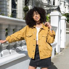 """1,678 Likes, 15 Comments - Lesley (@asos_lesley) on Instagram: """"Still obsessed with this jacket which is sold out currently but this is similar 1075505 …"""""""
