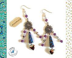 Boucles d'Oreilles Bohèmes - Violettes et Bleues – Perles... https://www.amazon.fr/dp/B07BF53H1F/ref=cm_sw_r_pi_awdb_c_x_p33PAbPWSRAZT