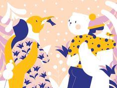 The hug by Loreta Isac Hug, Cinderella, Disney Characters, Fictional Characters, Disney Princess, Illustration, Illustrations, Fantasy Characters, Disney Princesses
