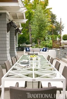Before and After: Casual California Home   Traditional Home