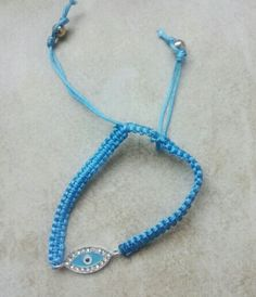 Bracelet martyrika with evil eye. Great for party favors or gifts