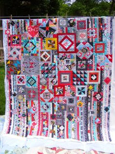 Gypsy Wife Quilt by TIA CURTIS QUILTS http://tiacurtisquilts.blogspot.co.nz