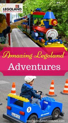 A Guide to Legoland Adventure. Legland Deutschland