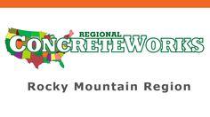 Regional ConcreteWorks Rocky Mountain Region 2017