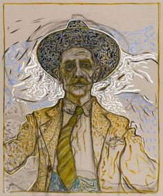 """""""I Just Paint"""": The Personal, Sincere Art of Billy Childish"""